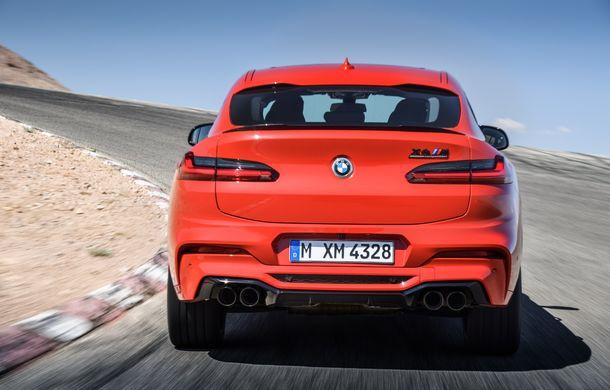 BMW prezintă noile X3 M și X4 M: 510 CP și 0-100 km/h în 4.1 secunde pentru versiunile Competition - Poza 66