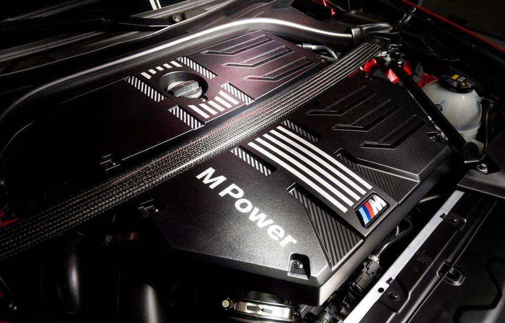 BMW prezintă noile X3 M și X4 M: 510 CP și 0-100 km/h în 4.1 secunde pentru versiunile Competition - Poza 120