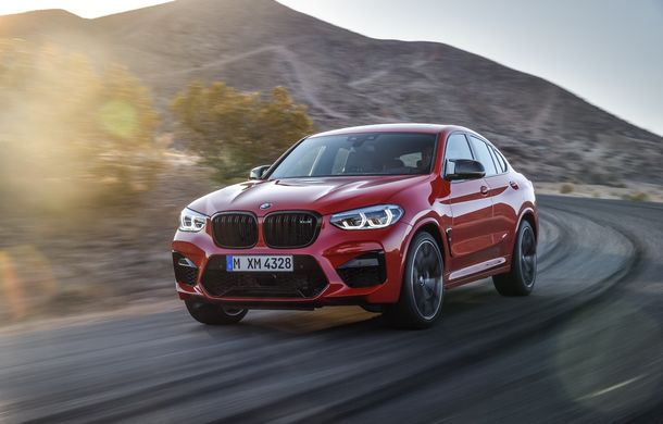 BMW prezintă noile X3 M și X4 M: 510 CP și 0-100 km/h în 4.1 secunde pentru versiunile Competition - Poza 53