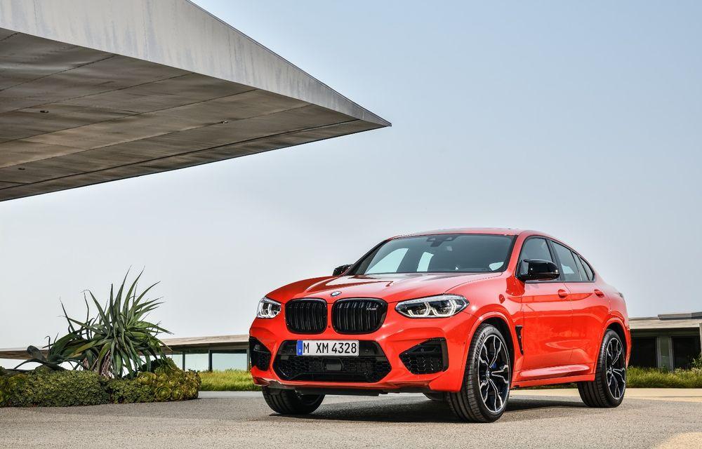 BMW prezintă noile X3 M și X4 M: 510 CP și 0-100 km/h în 4.1 secunde pentru versiunile Competition - Poza 46