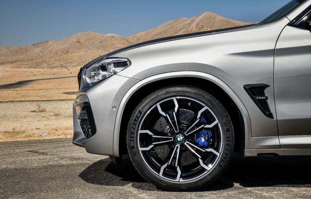 BMW prezintă noile X3 M și X4 M: 510 CP și 0-100 km/h în 4.1 secunde pentru versiunile Competition - Poza 93