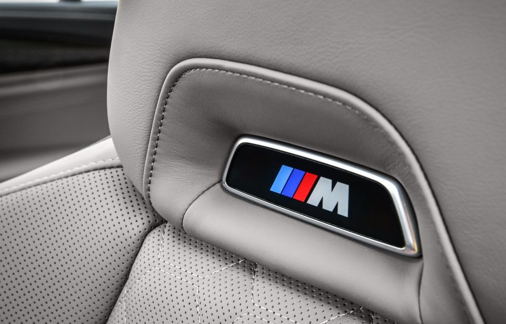 BMW prezintă noile X3 M și X4 M: 510 CP și 0-100 km/h în 4.1 secunde pentru versiunile Competition - Poza 112
