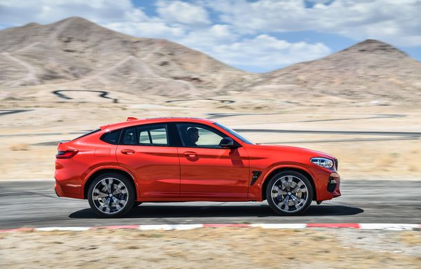 BMW prezintă noile X3 M și X4 M: 510 CP și 0-100 km/h în 4.1 secunde pentru versiunile Competition - Poza 62