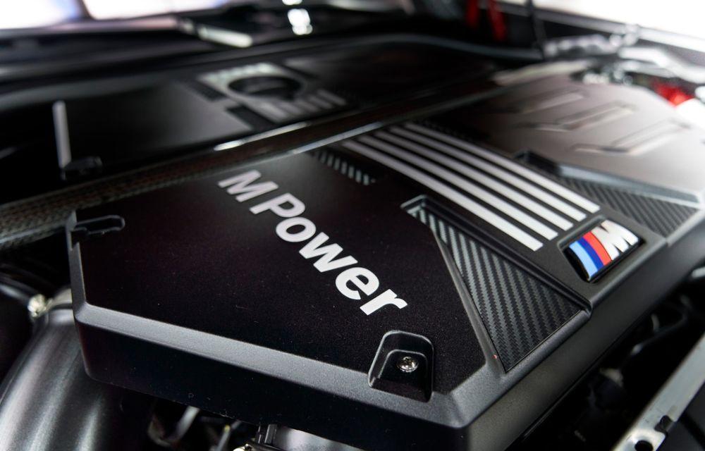BMW prezintă noile X3 M și X4 M: 510 CP și 0-100 km/h în 4.1 secunde pentru versiunile Competition - Poza 121