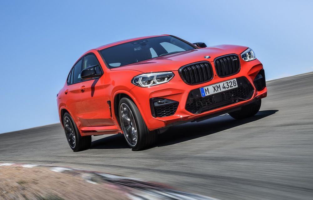BMW prezintă noile X3 M și X4 M: 510 CP și 0-100 km/h în 4.1 secunde pentru versiunile Competition - Poza 50