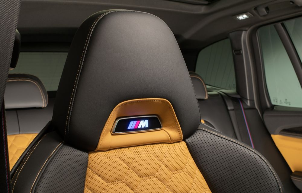 BMW prezintă noile X3 M și X4 M: 510 CP și 0-100 km/h în 4.1 secunde pentru versiunile Competition - Poza 145
