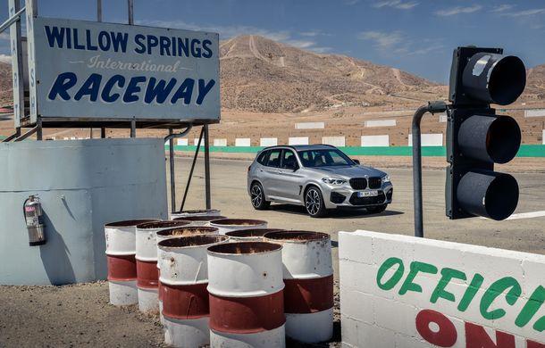 BMW prezintă noile X3 M și X4 M: 510 CP și 0-100 km/h în 4.1 secunde pentru versiunile Competition - Poza 20