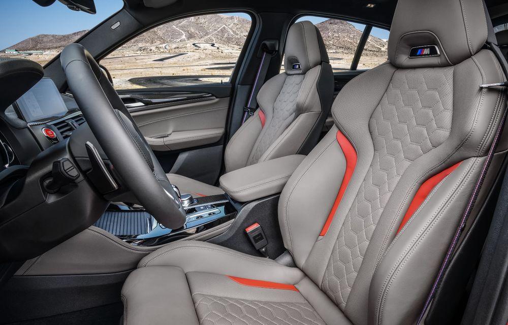 BMW prezintă noile X3 M și X4 M: 510 CP și 0-100 km/h în 4.1 secunde pentru versiunile Competition - Poza 109