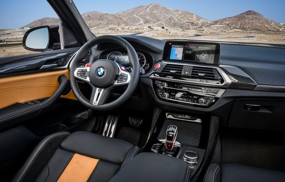 BMW prezintă noile X3 M și X4 M: 510 CP și 0-100 km/h în 4.1 secunde pentru versiunile Competition - Poza 128