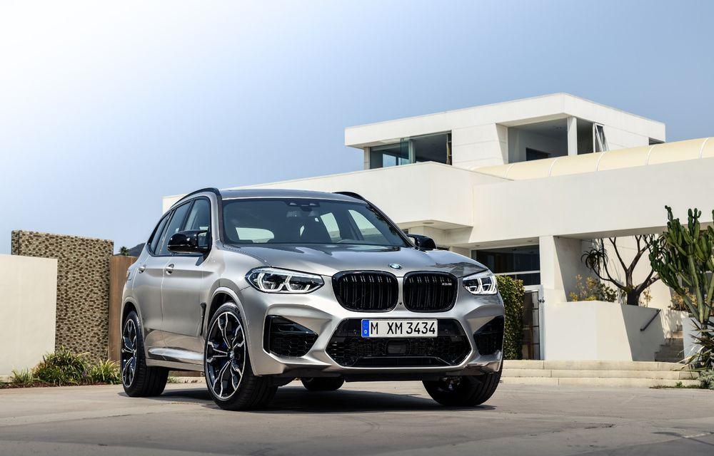 BMW prezintă noile X3 M și X4 M: 510 CP și 0-100 km/h în 4.1 secunde pentru versiunile Competition - Poza 8