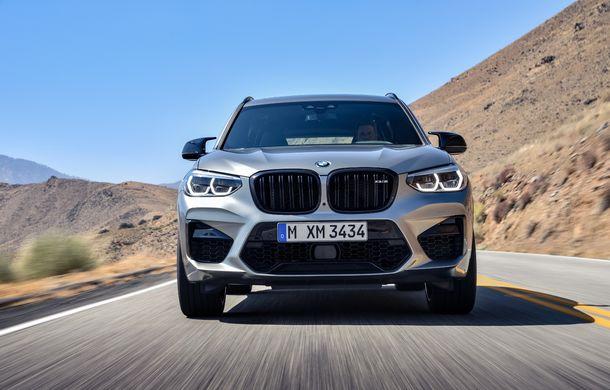 BMW prezintă noile X3 M și X4 M: 510 CP și 0-100 km/h în 4.1 secunde pentru versiunile Competition - Poza 28