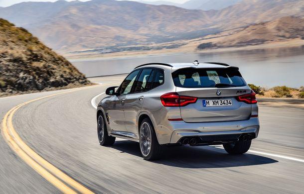 BMW prezintă noile X3 M și X4 M: 510 CP și 0-100 km/h în 4.1 secunde pentru versiunile Competition - Poza 35