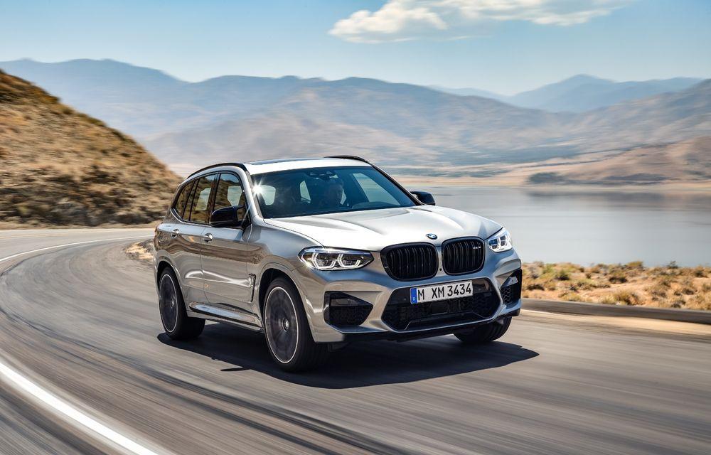 BMW prezintă noile X3 M și X4 M: 510 CP și 0-100 km/h în 4.1 secunde pentru versiunile Competition - Poza 30