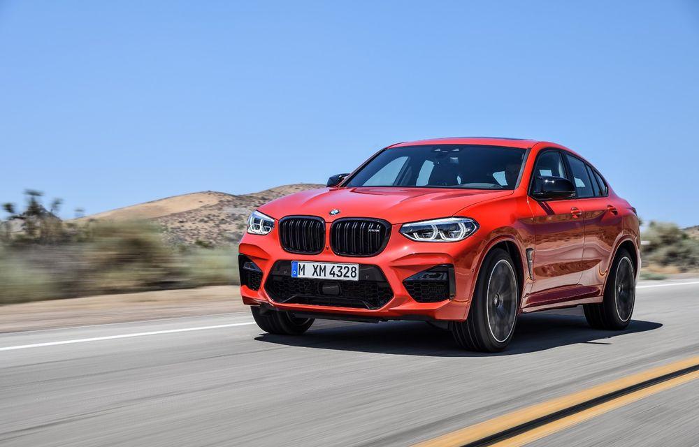 BMW prezintă noile X3 M și X4 M: 510 CP și 0-100 km/h în 4.1 secunde pentru versiunile Competition - Poza 56
