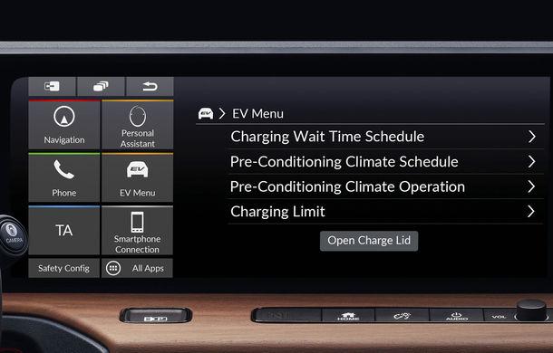 Honda a publicat prima imagine cu interiorul versiunii de pre-serie a primului său model electric: prezentarea oficială are loc în 5 martie - Poza 2