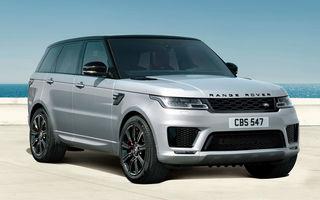 Range Rover Sport HST are un motor nou de 3.0 litri cu șase cilindri în linie: 400 CP, sistem mild-hybrid și compresor electric