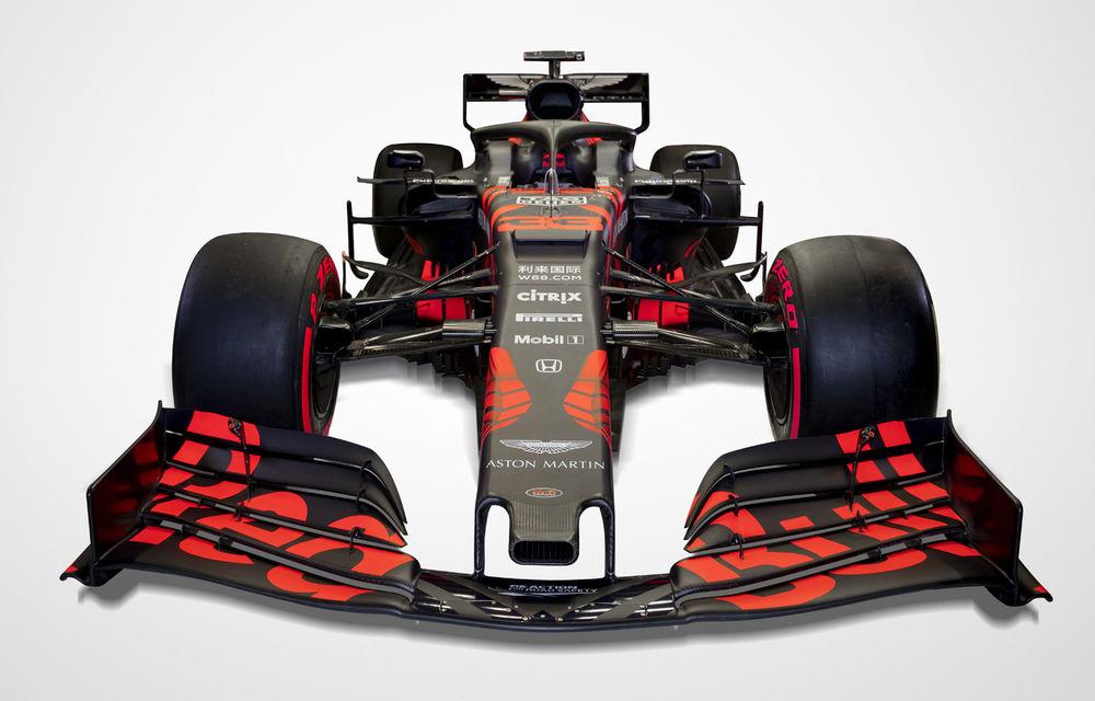 Red Bull prezintă primele imagini cu noul monopost pentru 2019: austriecii modifică radical nuanțele de culori - Poza 2