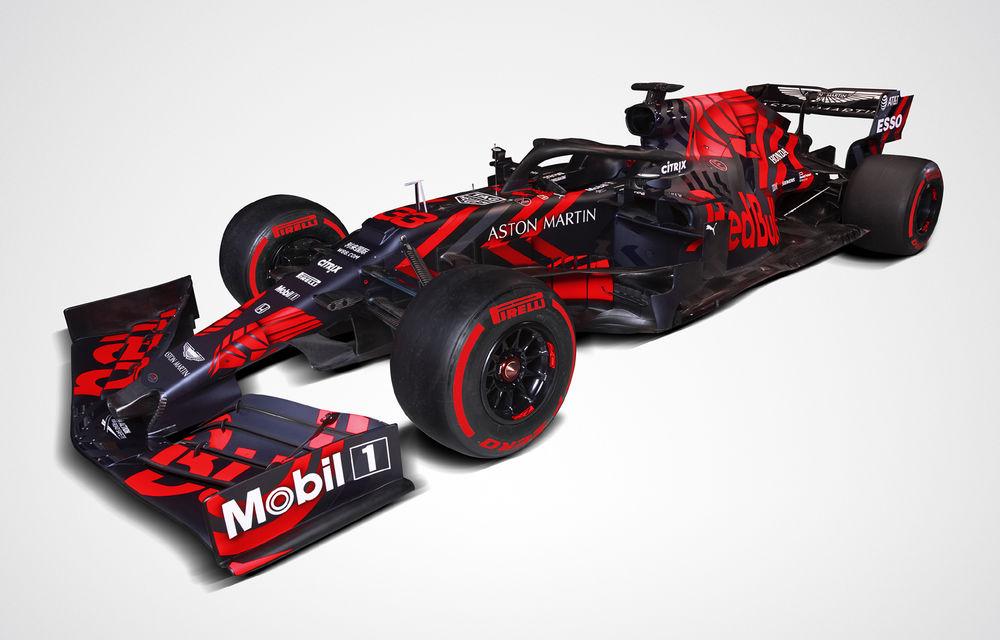 Red Bull prezintă primele imagini cu noul monopost pentru 2019: austriecii modifică radical nuanțele de culori - Poza 1