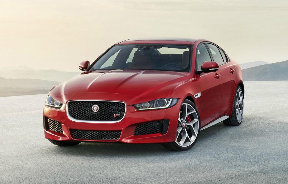 Jaguar ar putea înlocui XE și XF cu un model electric: vânzările celor două sedanuri sunt foarte slabe - Poza 1