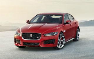 Jaguar ar putea înlocui XE și XF cu un model electric: vânzările celor două sedanuri sunt foarte slabe
