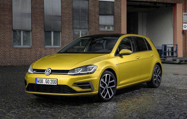 Vânzările europene pe segmentul compact, scădere de 9% în 2018: podiumul este format din VW Golf, Skoda Octavia și Ford Focus - Poza 1