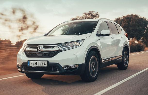 Honda speră ca noul CR-V Hybrid să reprezinte 50% din vânzările sale europene: japonezii estimează un volum total anual de 60.000 de mașini - Poza 1