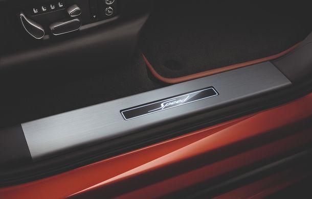 Bentley Bentayga Speed este cel mai rapid SUV de serie din lume: motor W12 de 635 CP și viteza maximă de 306 km/h - Poza 18