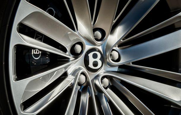 Bentley Bentayga Speed este cel mai rapid SUV de serie din lume: motor W12 de 635 CP și viteza maximă de 306 km/h - Poza 17