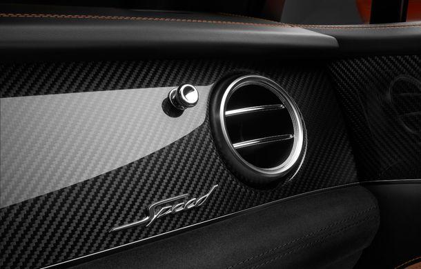 Bentley Bentayga Speed este cel mai rapid SUV de serie din lume: motor W12 de 635 CP și viteza maximă de 306 km/h - Poza 24
