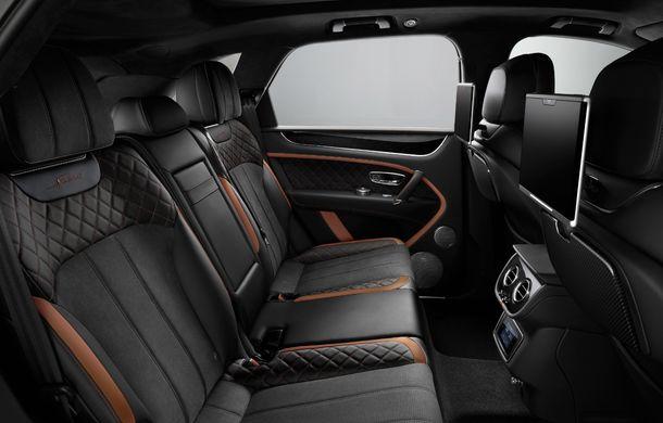 Bentley Bentayga Speed este cel mai rapid SUV de serie din lume: motor W12 de 635 CP și viteza maximă de 306 km/h - Poza 21