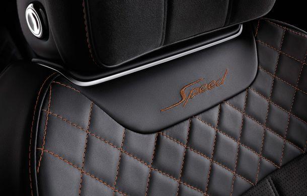 Bentley Bentayga Speed este cel mai rapid SUV de serie din lume: motor W12 de 635 CP și viteza maximă de 306 km/h - Poza 23