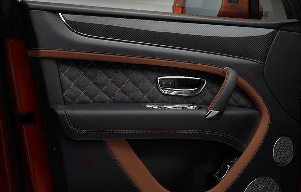 Bentley Bentayga Speed este cel mai rapid SUV de serie din lume: motor W12 de 635 CP și viteza maximă de 306 km/h - Poza 22