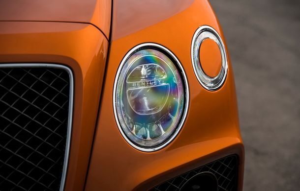 Bentley Bentayga Speed este cel mai rapid SUV de serie din lume: motor W12 de 635 CP și viteza maximă de 306 km/h - Poza 14