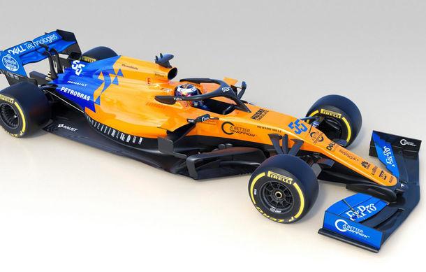 McLaren a publicat primele imagini cu noul monopost pentru sezonul 2019: britanicii mizează pe o nouă conducere tehnică - Poza 2