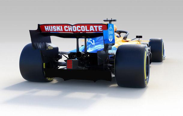 McLaren a publicat primele imagini cu noul monopost pentru sezonul 2019: britanicii mizează pe o nouă conducere tehnică - Poza 7