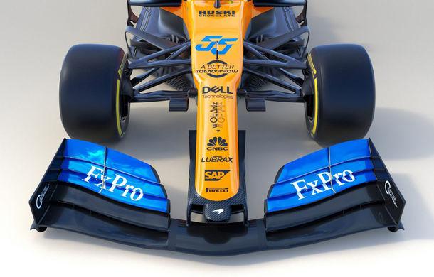 McLaren a publicat primele imagini cu noul monopost pentru sezonul 2019: britanicii mizează pe o nouă conducere tehnică - Poza 6