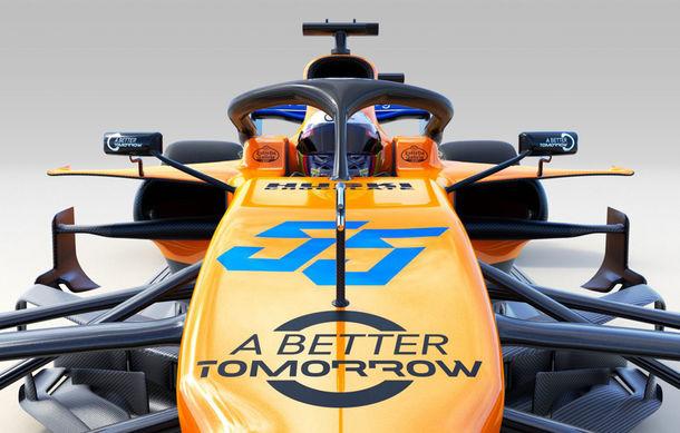 McLaren a publicat primele imagini cu noul monopost pentru sezonul 2019: britanicii mizează pe o nouă conducere tehnică - Poza 5