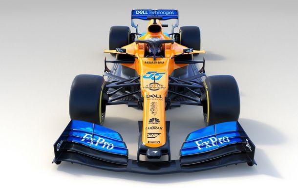 McLaren a publicat primele imagini cu noul monopost pentru sezonul 2019: britanicii mizează pe o nouă conducere tehnică - Poza 4