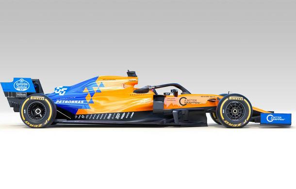 McLaren a publicat primele imagini cu noul monopost pentru sezonul 2019: britanicii mizează pe o nouă conducere tehnică - Poza 3