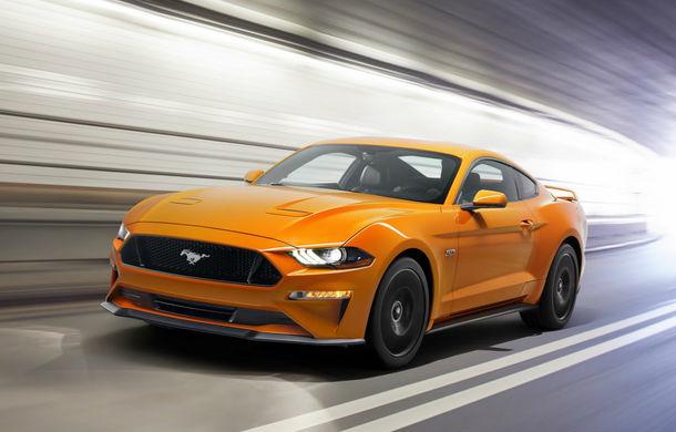 Ford pregătește un EcoBoost mai puternic pentru Mustang: noul motor este așteptat în 2020 - Poza 1