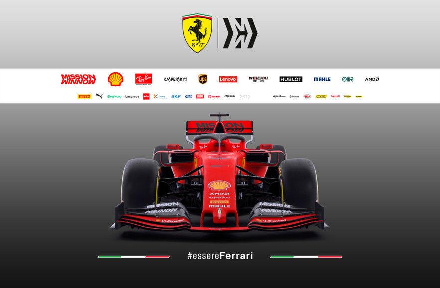 """Ferrari prezintă noul monopost pentru sezonul 2019: """"Este o evoluție a mașinii de anul trecut, nu o revoluție"""" - Poza 5"""