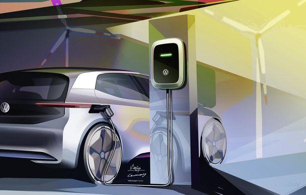 """De la Dieselgate, la energie """"verde"""": Volkswagen vrea să-și refacă imaginea și promite că producția modelului electric ID va fi făcută cu zero emisii de CO2 - Poza 1"""
