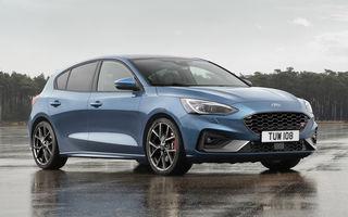 Noua generație Ford Focus ST este aici: Hot Hatch-ul primește un motor pe benzină EcoBoost de 2.3 litri și 280 de cai putere