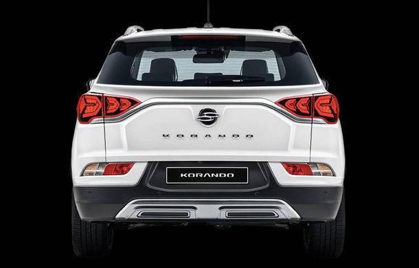 Primele imagini cu viitoarea generație SsangYong Korando: SUV-ul producătorului sud-coreean va fi expus în premieră la Geneva - Poza 3