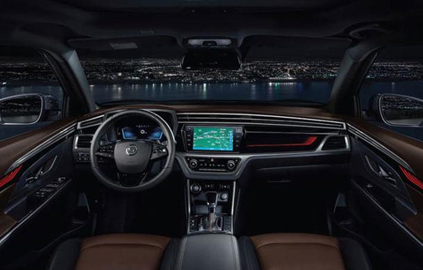 Primele imagini cu viitoarea generație SsangYong Korando: SUV-ul producătorului sud-coreean va fi expus în premieră la Geneva - Poza 5