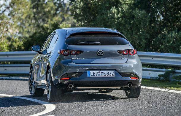 Informații noi despre motoarele disponibile pe noua generație Mazda 3: diesel de 1.8 litri și 116 CP sau benzină de 2.0 litri și 122 CP - Poza 2