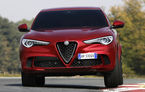 Alfa Romeo ar putea lansa un nou SUV în luna martie: modelul ar urma să folosească aceeași platformă ca Jeep Renegade