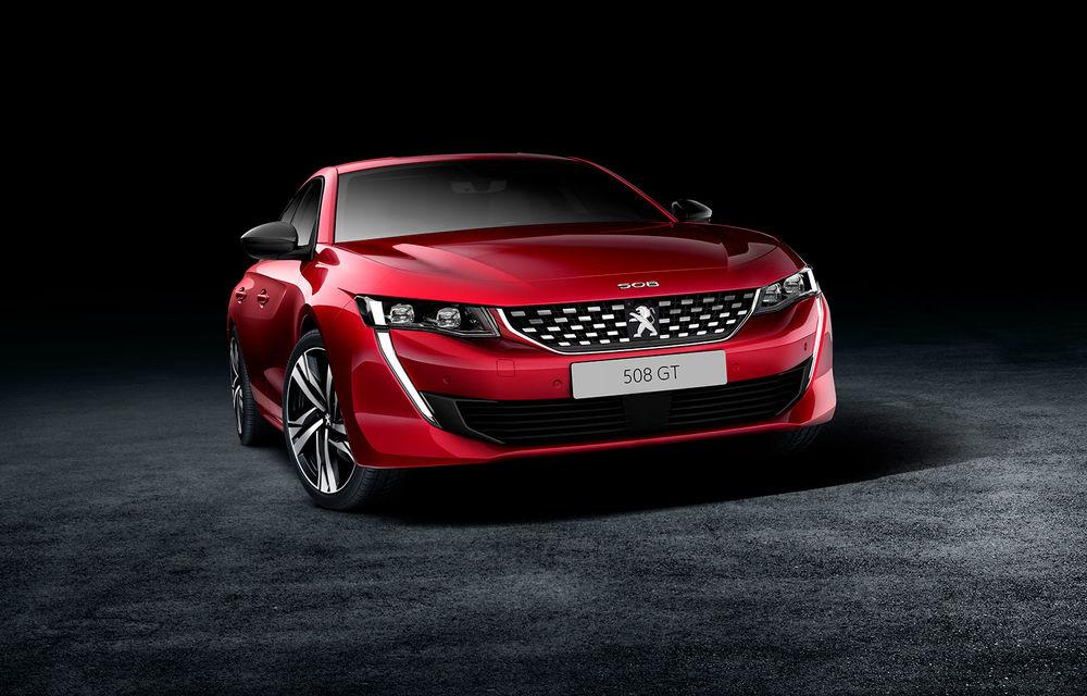 """Peugeot va lansa primul model electric în 2019: toată gama va fi """"electrificată"""" până în 2023: model nou la Geneva și schimbare de siglă - Poza 1"""