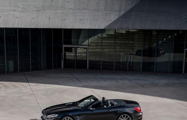 Mercedes-Benz lansează versiunea specială SL Grand Edition: accesorii AMG și suspensie sport pentru roadsterul german - Poza 6
