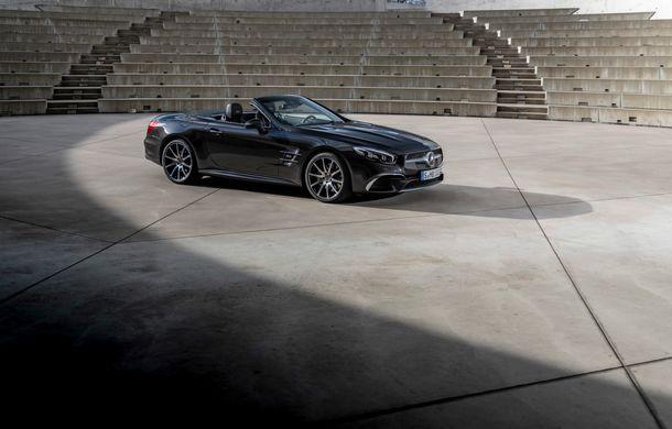 Mercedes-Benz lansează versiunea specială SL Grand Edition: accesorii AMG și suspensie sport pentru roadsterul german - Poza 4